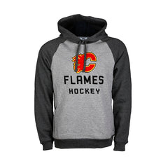 Flames Foundation Pull Over Hoodie