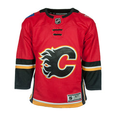Flames Child Black C Jersey