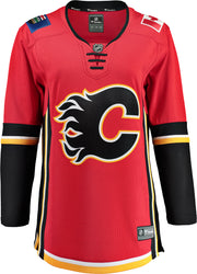 Flames Ladies Home Breakaway Jersey