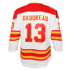 Flames Gaudreau Youth Heritage Classic Jersey