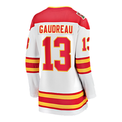 Flames Ladies Gaudreau Heritage Classic Jersey