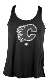 Flames Ladies Karma Tank Top Shirt