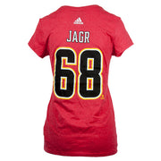 Flames Ladies ADIDAS Jagr T-Shirt