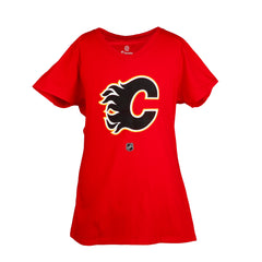 Flames Ladies Fanatics Gaudreau PA T-Shirt