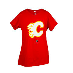 Flames Ladies Tkachuk Retro PA T-Shirt