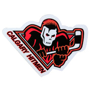 Hitmen Window Sticker