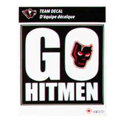 Hitmen Go Team Decal