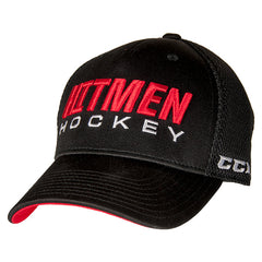 Hitmen CCM Locker Room Trucker Cap