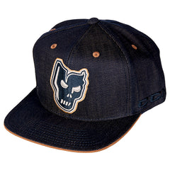 Hitmen CCM Denim Snap Cap