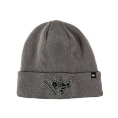 Hitmen Grey Matter Cuffed Knit