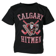 Hitmen Infant Sticks Crossed T