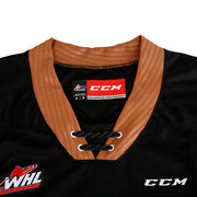 Hitmen Quicklite Replica Jersey Black