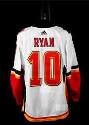 18-19 Game Worn Jersey Ryan Away Set 3