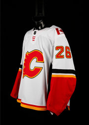 18-19 Game Worn Jersey Stone Away Set 2
