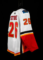 18-19 Game Worn Jersey Stone Away Set 1
