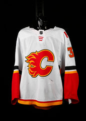 18-19 Game Worn Jersey Rittich Away Set 3