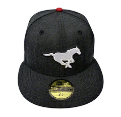 Grey Hype Fitted Hat