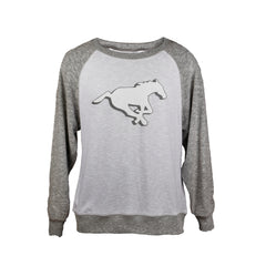 Ladies Tonal Crewneck
