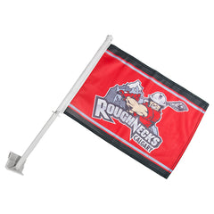 Roughnecks Car Flag