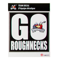 Roughnecks Go Team Decal