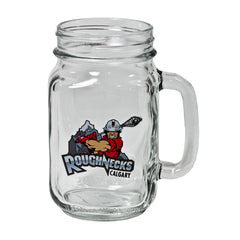 Roughnecks Mason Jar Mug