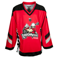Roughnecks V2 Youth Red Replica Jersey