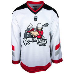 Roughnecks V2 White Replica Jersey