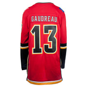 Flames Ladies Gaudreau Breakaway Jersey