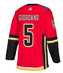 Flames ADIDAS Giordano Home Jersey