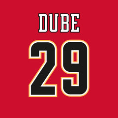 Flames ADIDAS Dube Home Jersey