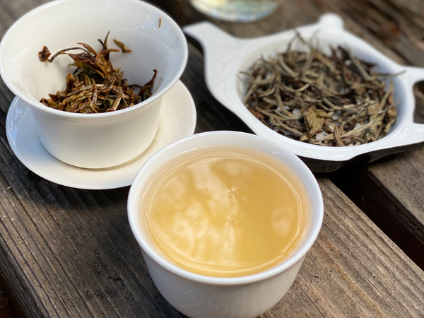Believe it or not, there's a winter white tea from Assam!