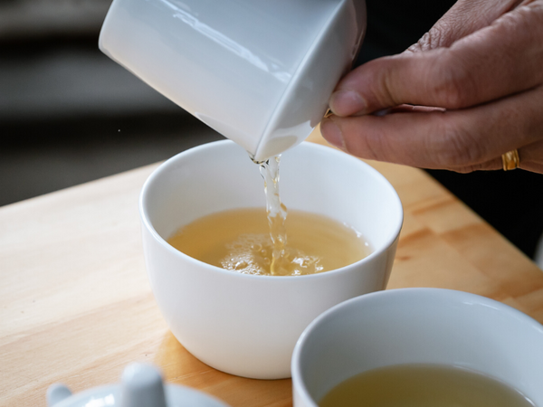 White Tea - How is it made?