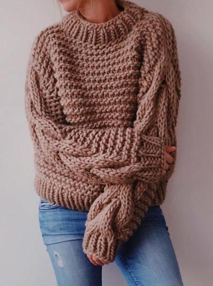 Club Knit Knitwear Cafe Julia Jumper