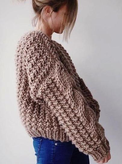 Club Knit Knitwear Cafe / XS\S Cafe Julia Jumper