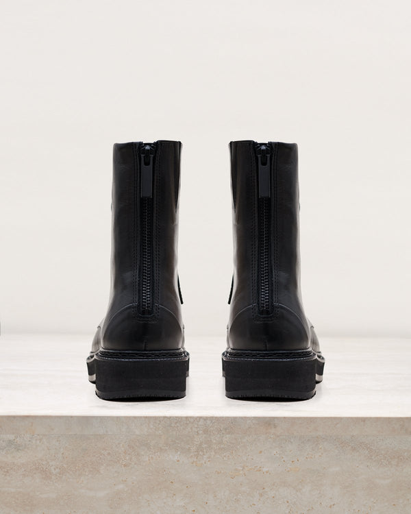 ESSĒN Boots The Classic Combat - Black