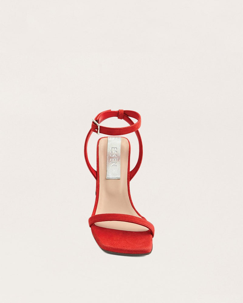 ESSĒN Shoes Red Elevated Essential