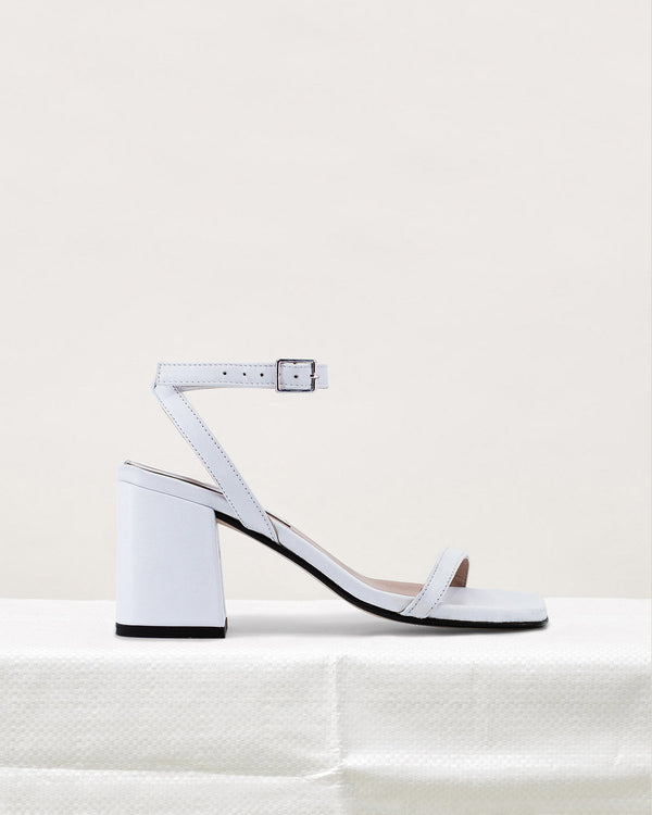 ESSĒN Shoes White / Leather / 35 White Elevated Essential
