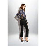 Jessica Russell Flint Blazer Shirt Mythical Jungle Blazer Shirt