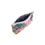 "Jessica Russell Flint Shop Classic Make Up Bag Classic Make Up Bag / ""Okapi Happy"""