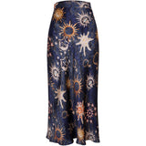 Jessica Russell Flint Skirt Mythical Jungle Bias Cut Skirt
