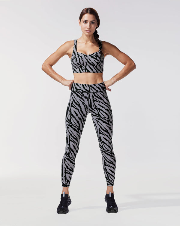 MICHI Leggings Verve Tiger Print Legging