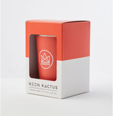 Neon Kactus Zero Waste Roman Stainless Steel Coffee Cup 340ML