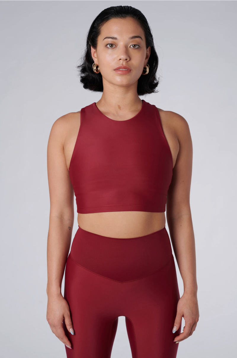 Outfyt Activewear Aegean Tula Crop Top