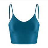 Outfyt Activewear Aegean / XS Royal Zuli Crop Top