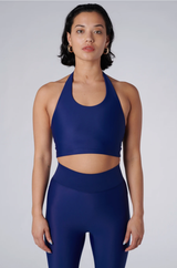 Outfyt Activewear Olive Iris Crop Top