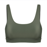 Outfyt Activewear Olive / XS Lapis Mera Sports Bra