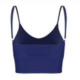 Outfyt Activewear Royal Zuli Crop Top