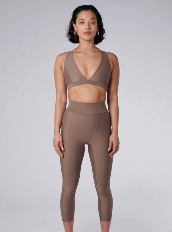Outfyt Activewear Sand Cora Leggings