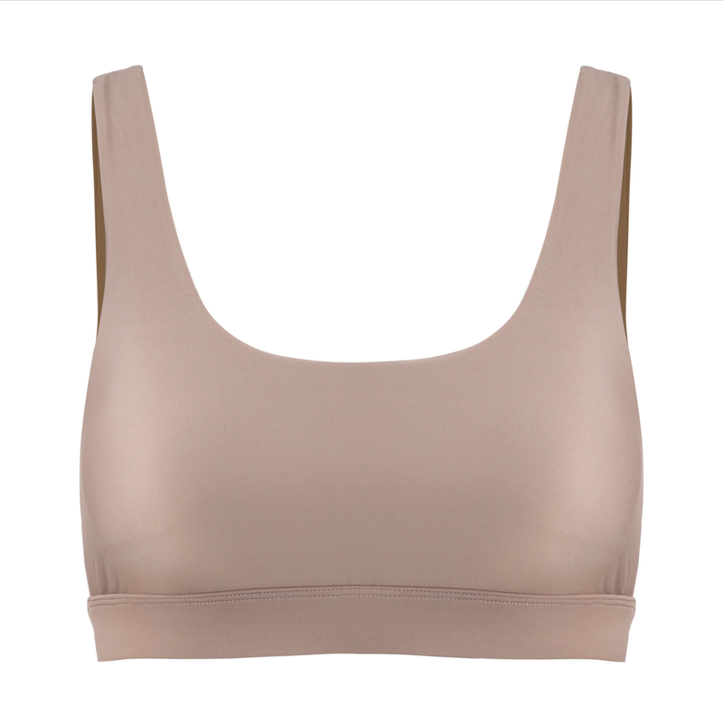 Outfyt Activewear Sand / XS Lapis Mera Sports Bra