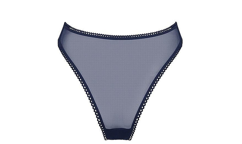 Saturday the Label Lingerie Blueberry Summer Solstice Brief